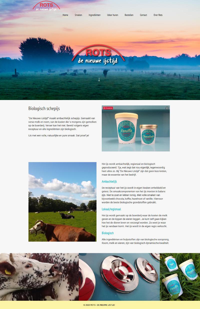 """Screenshot """"De Nieuwe IJstijd"""""""